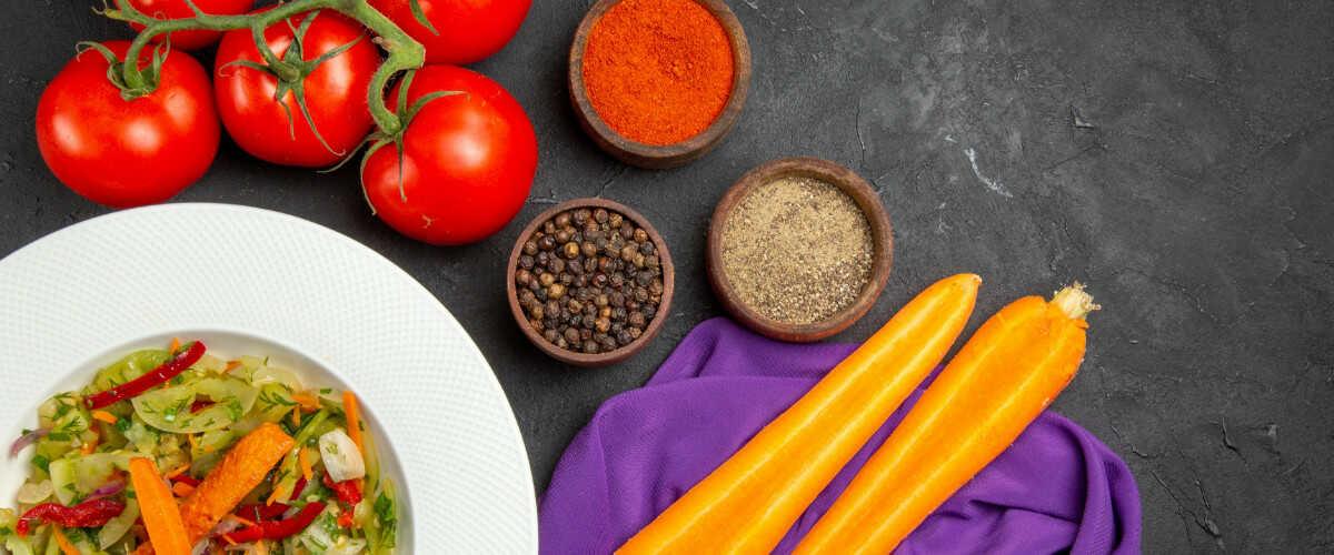 Антиоксиданты в пище - что это такое?