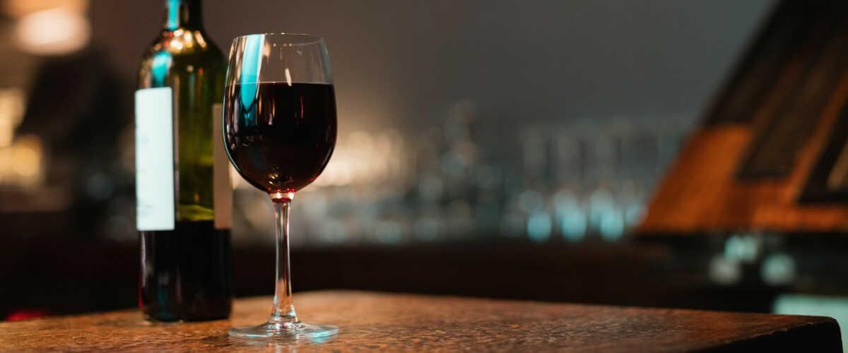 Диетические антиоксиданты - красное вино