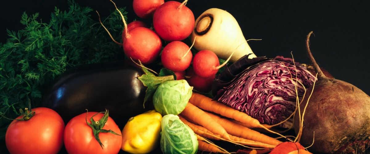 Антицеллюлитная диета - овощи и фрукты