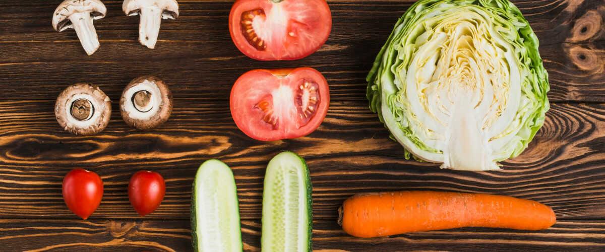 Диета Дюкана - какие овощи можно есть?