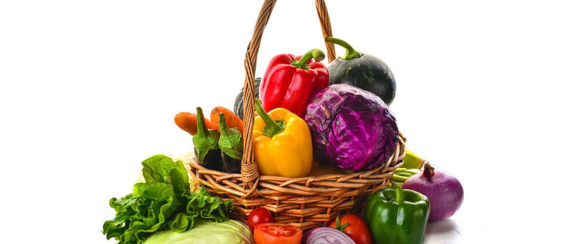 Как не набрать вес на Пасху?  Ешь свои овощи!